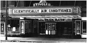 Cine con aire acondicionado