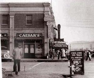 El restaurante Cesar's donde se inventó´la ensalada césar