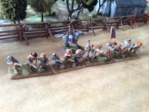 ADF Dismouted Cavalry