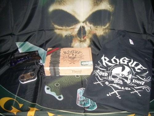 Gurkha Rogue Prizepack