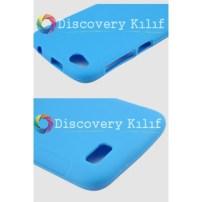 Discovery Mavi Silikon Kılıf