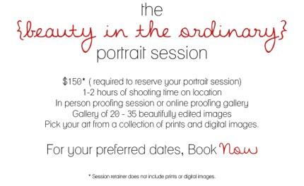 Sydney Photographer - pricing information