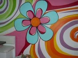 Handpainted Mural