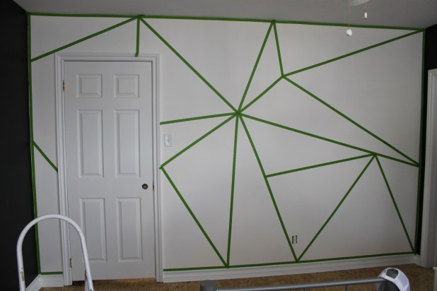 tape wall