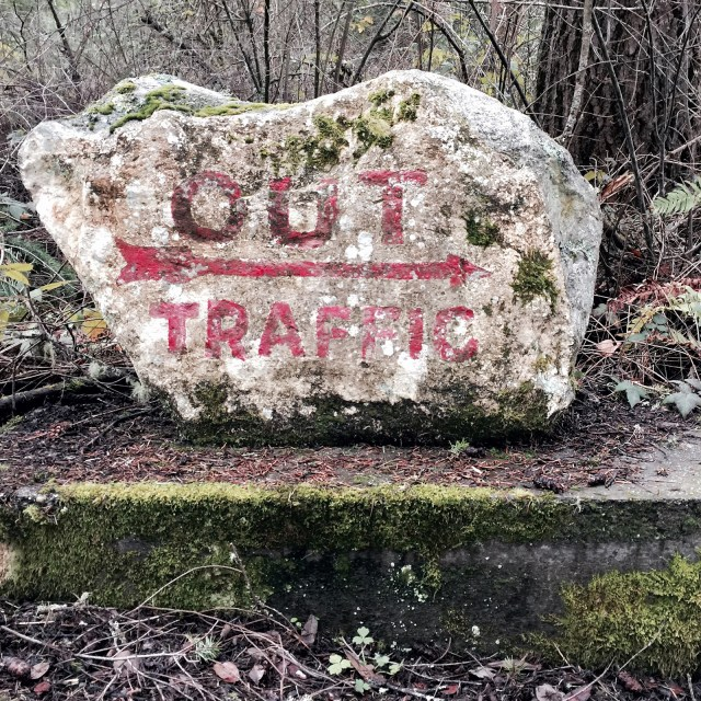 out-traffic-rock-sign