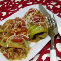 Pigs In A Blanket (cabbage rolls) #SundaySupper