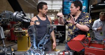Robert-Downey-Jr-and-Jon-Favreau-on-Iron-Man