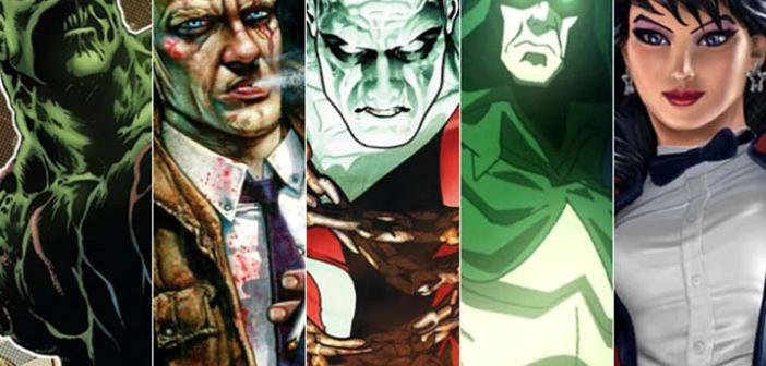 La Liga de la Justicia Oscura ya tiene director