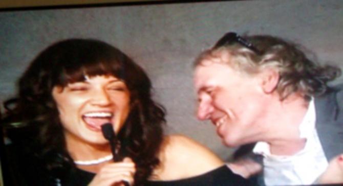 """Asia Argento à la conférence de presse de """"Go Go tales"""" d'Abel Ferrara"""