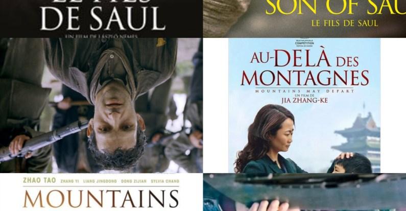 «Le fils de Saul» et «au delà des montagnes» / sorties DVD