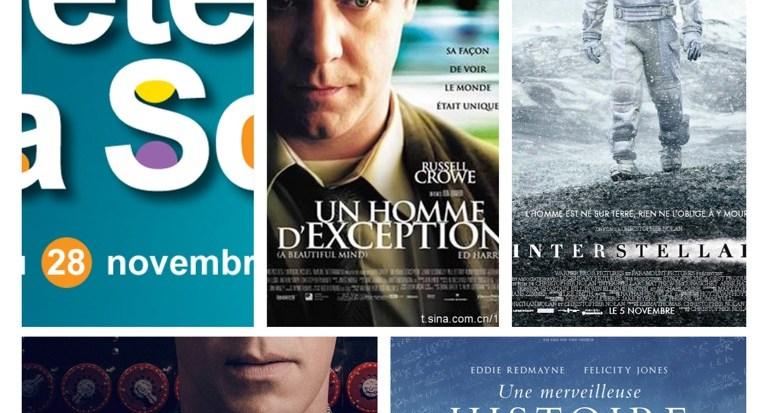 25° Fête de la Science et «La science fait son cinéma» sur CINÉ+