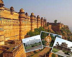 maan Singh palace at Gwalior