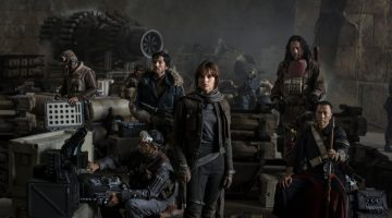 ROGUE ONE: A STAR WARS STORY Official Trailer Announcement