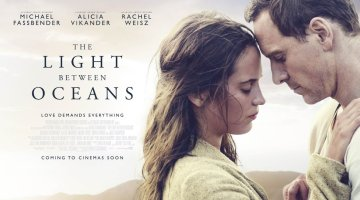 THE LIGHT BETWEEN TWO OCEANS Movie Review