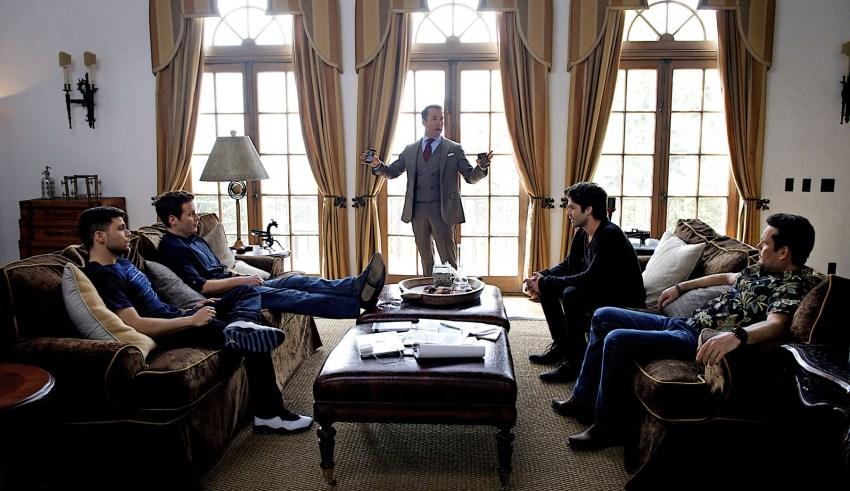 "Warner Bros. Pictues' ""Entourage"""