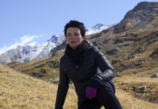 "Juliette Binoche stars in Sundance Selects' ""Clouds of Sils Maria"""