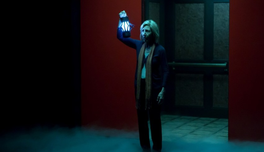 "Lin Shaye stars in Focus Features' ""Insidious: Chapter 3"""