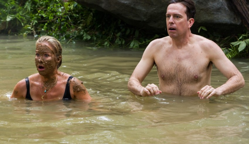 "Christina Applegate and Ed Helms star in Warner Bros. Pictures' ""Vacation"""