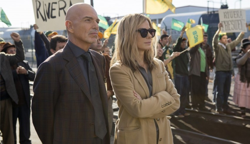 Billy Bob Thornton and Sandra Bullock star in Warner Bros. Pictures' OUR BRAND IS CRISIS
