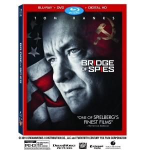 Bridge of Spies Cover Art