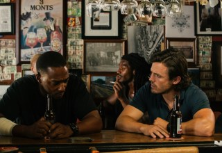 Anthony Mackie and Casey Affleck star in Open Road Films' TRIPLE 9