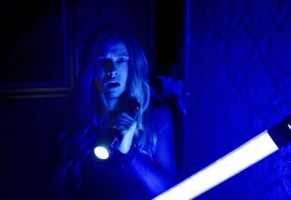 Teresa Palmer stars in Warner Bros. Pictures' LIGHTS OUT