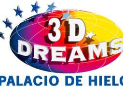 LOGO DREAMS CARTELERA 3D