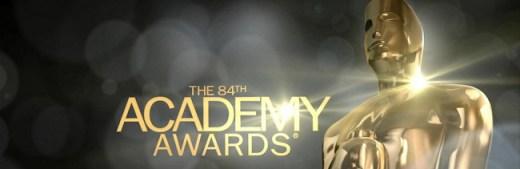 Lista de gandores Oscar 2012.