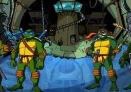 Las Tortugas ninja.