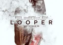 Póster de Looper.