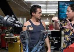Jon Favreau en Iron Man.