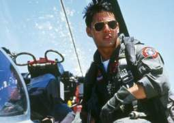 Tom Cruise en 'Top Gun'.