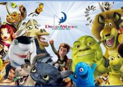 Dreamworks animation.