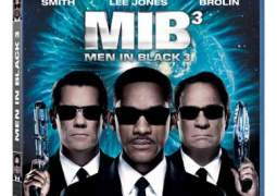 Men in Black ya en Blu-ray.