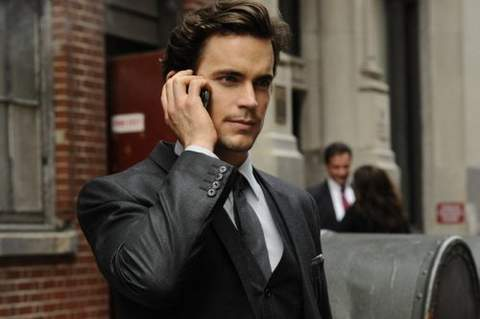 Matt Bomer en White Collar.