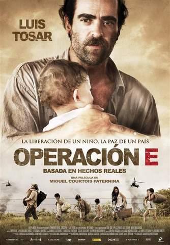 Póster de Operación E.