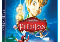 Peter Pan en Blu-ray.