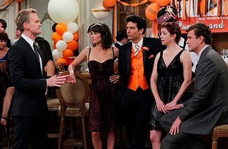 Imagen de la serie de TV 'Como conocí a vuestra madre'.