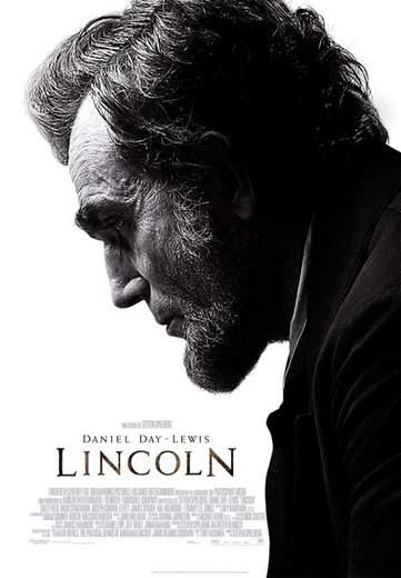 Póster de 'Lincoln'.