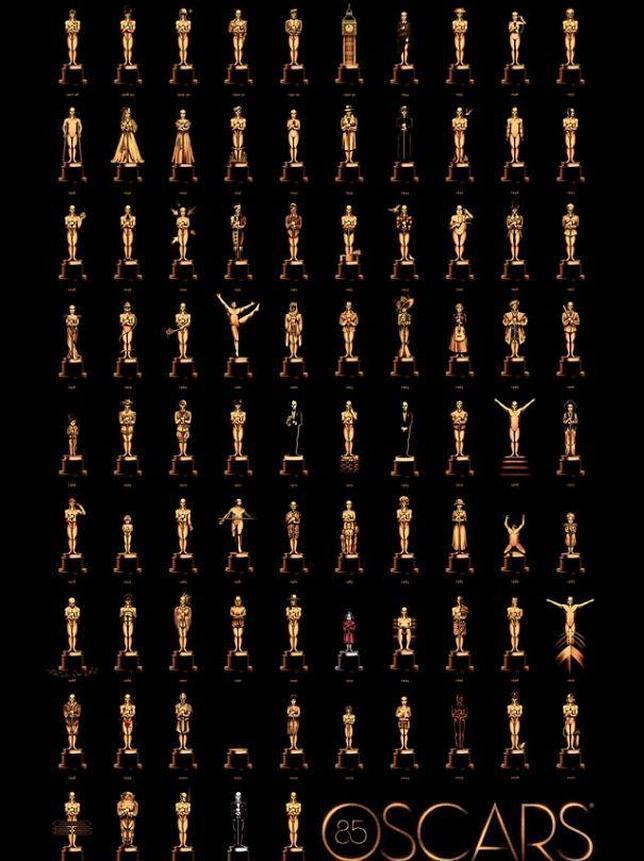 Póster de los Óscar 2013