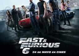 "Cartel ""Fast & Furious 6""."