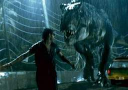 """Jurassic Park IV"" en 2015, en 3D."