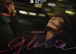 """Póster de """"Gloria""""."""