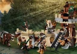 Set Lego El Hobbit