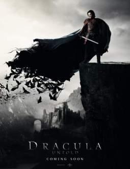 Trailer español de Drácula, la leyenda jamás contada