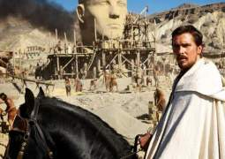 Christian Bale en Exodus: Gods and Kings
