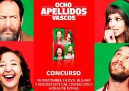 Llévate un DVD de Ocho apellidos vascos firmado por Clara Lago