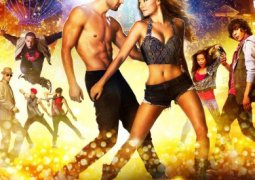 Póster Step Up: All in