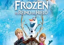 Secuela de Frozen, el Reino de hielo