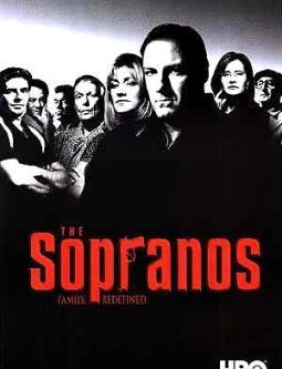Póster de Los Soprano